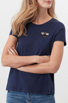 Joules Carley Bee Print Tee - Product List Image