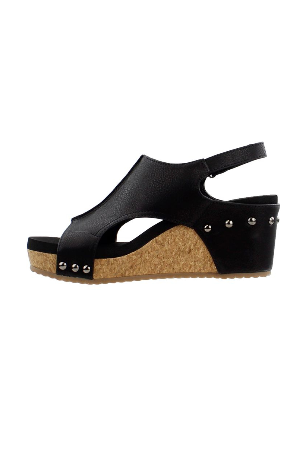 Corkys Carley Wedge - Front Cropped Image