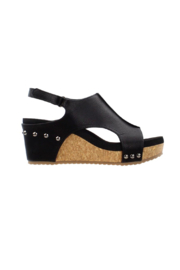 Corkys Carley Wedge - Front full body