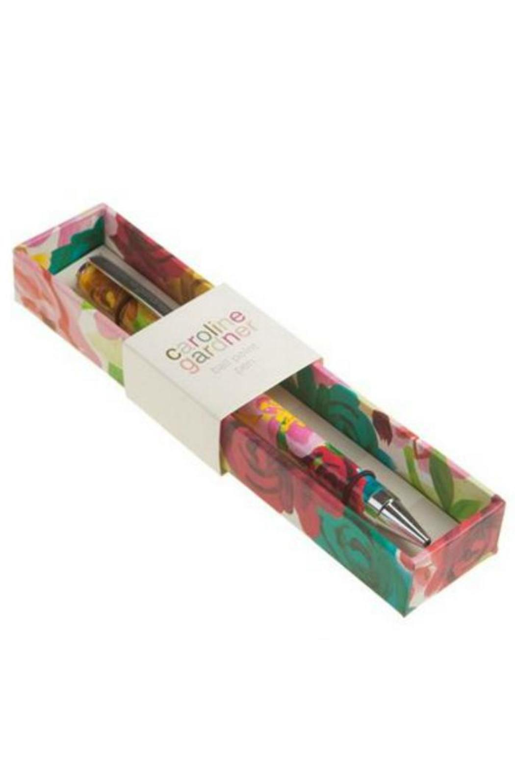 Carlione gardner floral pen from dover by pear tree gifts for Gardner products