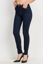 Just Black Denim Carly High Rise Skinny Jeans - Product Mini Image