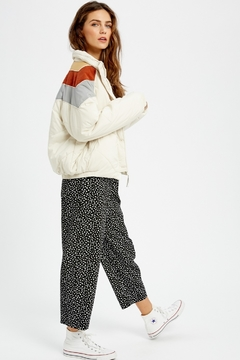 Shoptiques Product: Carly Quilted Down Jacket (more colors)