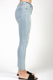 Articles of Society Carly Skinny Crop - Front full body