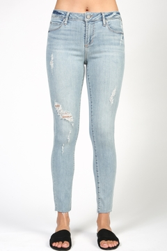 Articles of Society Carly Skinny Crop - Product List Image