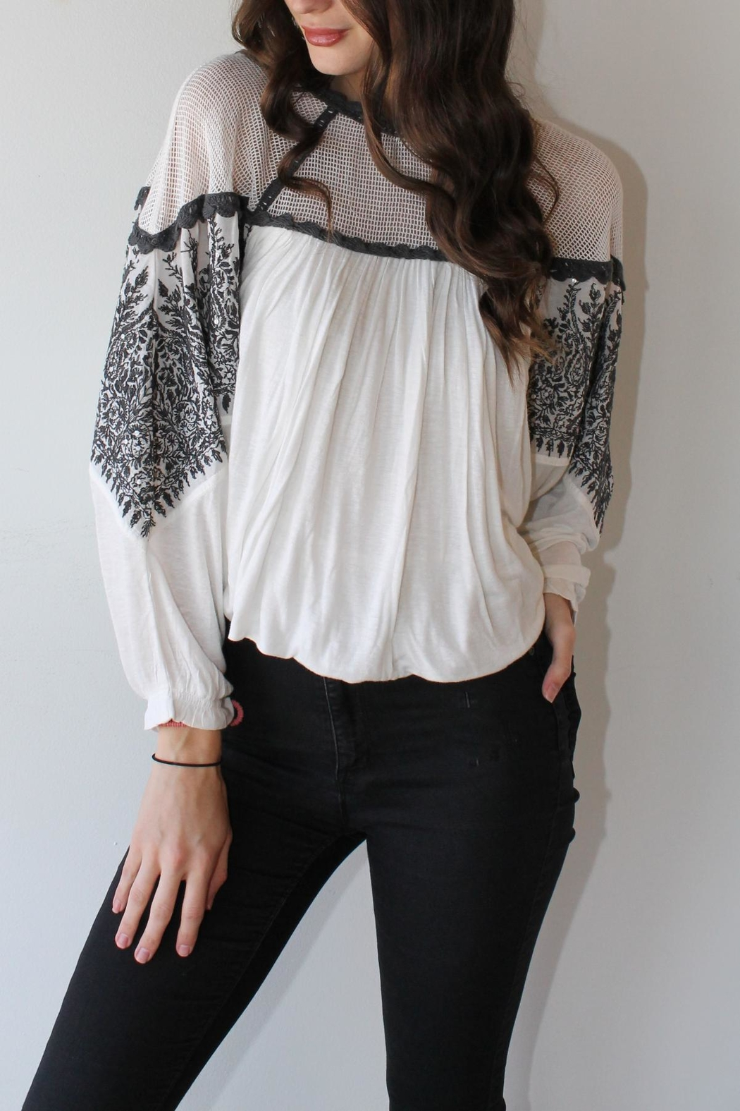 Free People Carly Top - Main Image