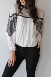 Free People Carly Top - Product Mini Image