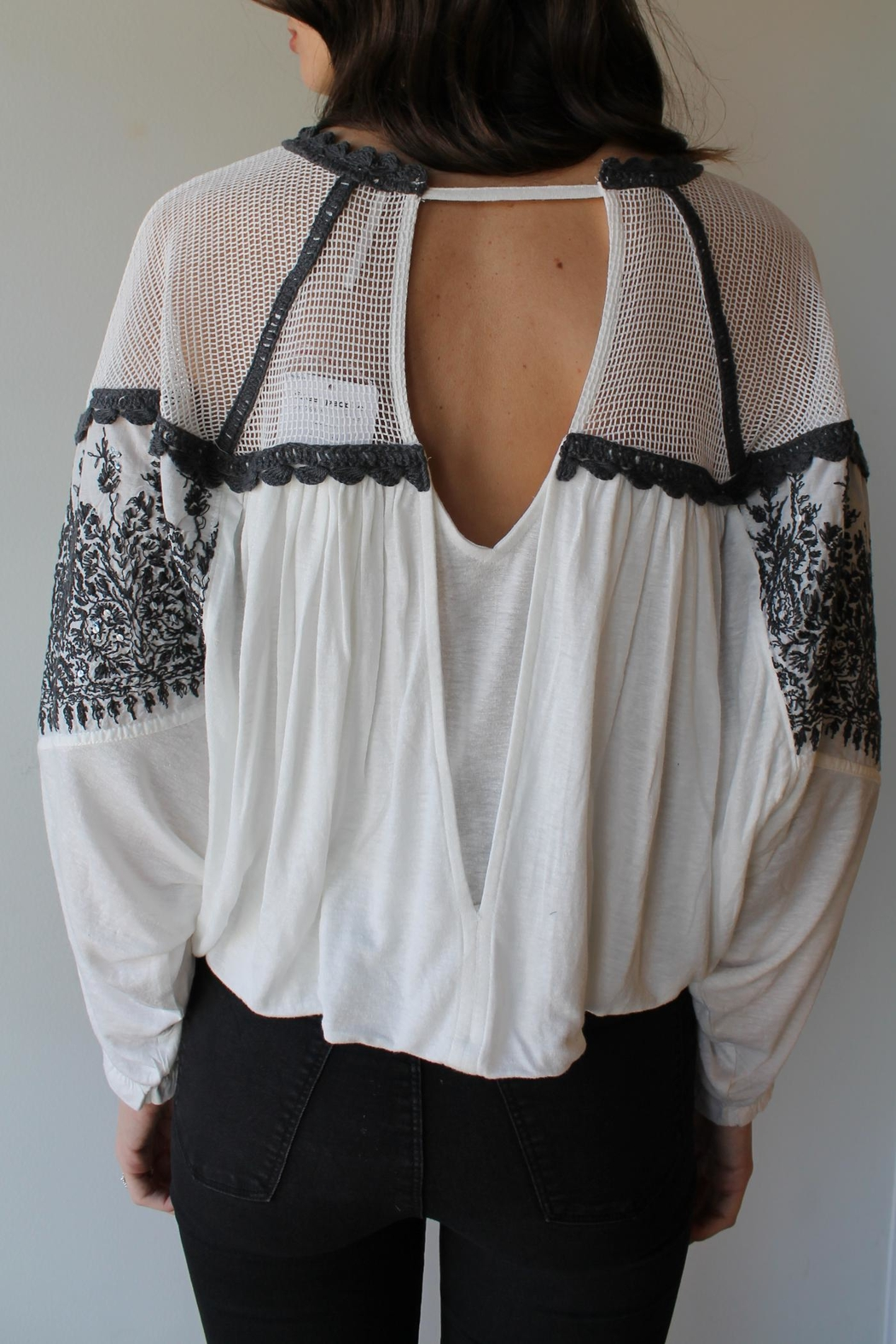 Free People Carly Top - Side Cropped Image