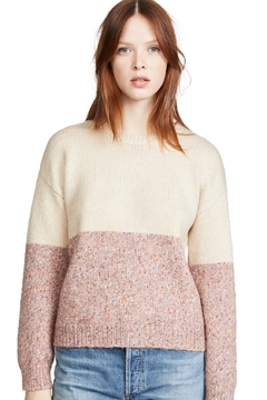 Cupcakes and Cashmere Carmel Sweater - Alternate List Image