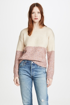 Cupcakes and Cashmere Carmel Sweater - Product List Image