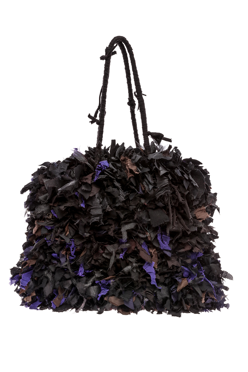 Carmen Bury Couture Salvaged Handbag - Front Cropped Image