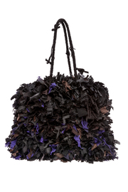 Carmen Bury Couture Salvaged Handbag - Front cropped
