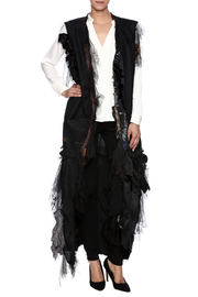 Carmen Bury Couture Romantic Punk Duster - Product Mini Image