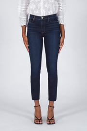 Black Orchid Denim Carmen High Rise Ankle Fray Denim - Product Mini Image