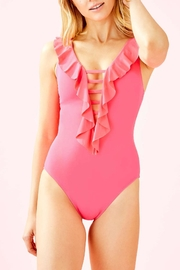Lilly Pulitzer Carmen One-Piece Swimsuit - Product Mini Image