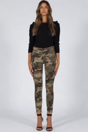 Black Orchid Denim Carmen Put Up a Fight - Front cropped