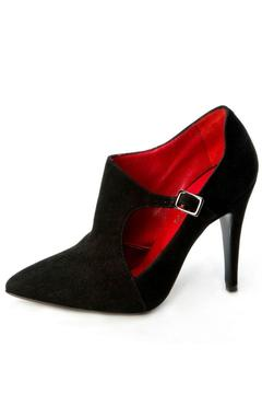 Carmen Suede Ankle Bootie - Product List Image