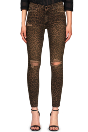 Black Orchid Carmen Tiger High Rise Skinny - Product Mini Image