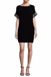 Carmen Marc Valvo Short Sleeve Dress - Product Mini Image