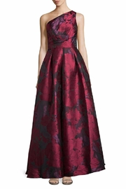 Carmen Marc Valvo Infusion Floral Ball Gown - Product Mini Image