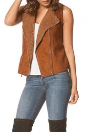 Carmin Reversible Sherpa Vest - Product Mini Image
