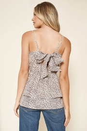 Sugarlips Carnaby Leopard Cami Top - Side cropped