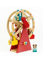 Petit Collage Carnival Play Set - Front cropped