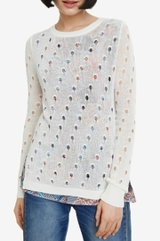 DESIGUAL Carol Sweater - Product Mini Image