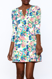 Carole Christian Summer Blooms Dress - Product Mini Image