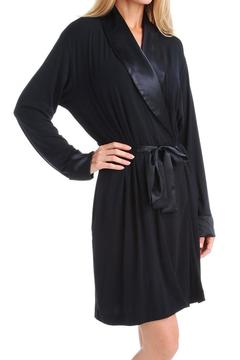 Carole Hochman Midnight Navy Butter Robe - Product List Image