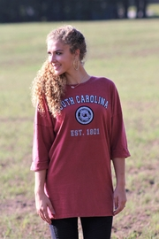 Gameday Couture Carolina Gamecocks Tee Shirt Dress - Front cropped