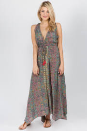Fashion Fuse Catalina Maxi Dress - Product Mini Image