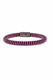 Carolina Bucci Twister Bracelet - Purple - Product Mini Image