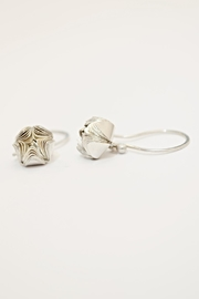 Carolina Lutz Silver Flower Earring - Product Mini Image