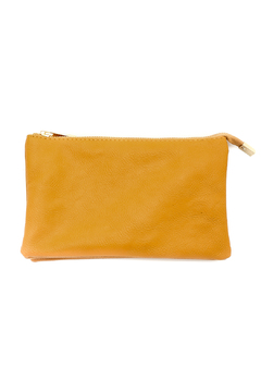 Shoptiques Product: Vegan Leather Clutch