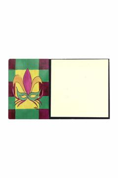Caroline's Treasures Sticky Note Holder-Mask - Alternate List Image
