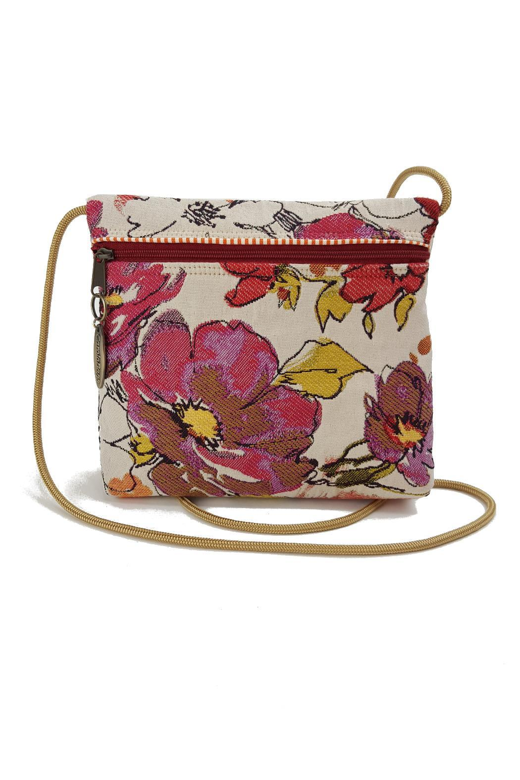 Carolobags Fabric Crossbody Bag Front Cropped Image