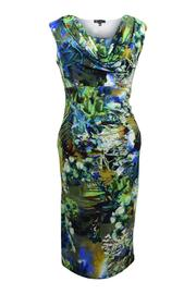 Carre Noir Tropical Breeze Dress - Front cropped