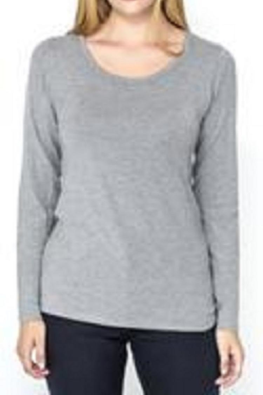 Carreli Jeans Essential Crew-Neck 3-Pack - Back Cropped Image