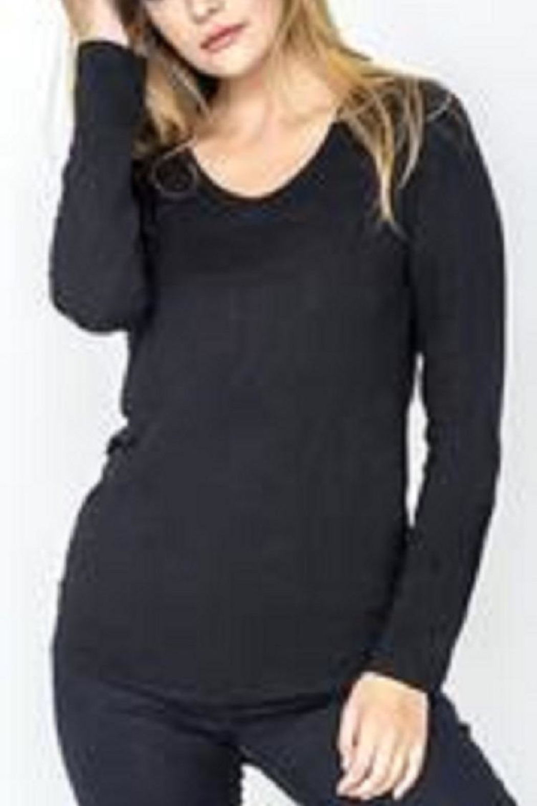 Carreli Jeans Essential Crew-Neck 3-Pack - Side Cropped Image