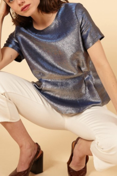 FRNCH Carren Blouse - Product List Image