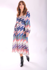 Traffic People Carrie Belted Midi - Side cropped