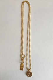 CARRIE'D AWAY Block Island Necklace - Front full body