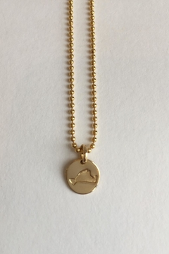 CARRIE'D AWAY Martha's Vineyard Necklace - Product List Image