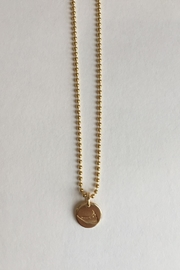 CARRIE'D AWAY Nantucket Island Necklace - Front cropped
