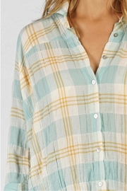 Love Stitch Carrie Plaid Shirt - Other