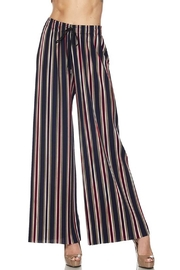 New Mix Carrie Stripe Pant - Product Mini Image