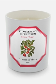 Carriere Freres Tomato Candle - Product Mini Image