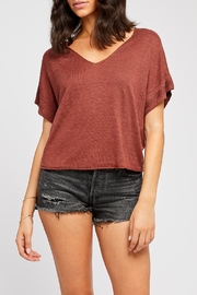 Gentle Fawn Carrine Knit Top - Product Mini Image