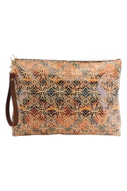 Spicer bags Carry All Clutch - Front cropped