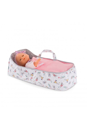 Corolle Carry Bed For Large Baby Dolls - Side cropped